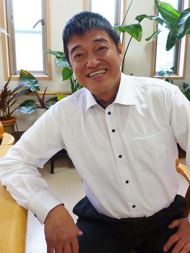 中谷喜則さん