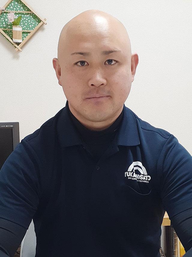 田井大介さん